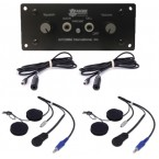 Avcomm 2 Place Intercom System